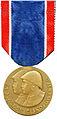 Medaila Československého vojenského radu Za slobodu KAREL LIDICKY avers.jpg