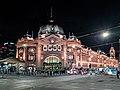 Melbourne (AU), Flinders Street Railway Station -- 2019 -- 202623.jpg