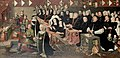 Members of the van der Linden family, by Dordrecht School of circa 1570.jpg