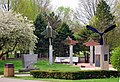 Memorial Garden, the Museum of the US Air Forces, Dayton, Ohio. (41410862864).jpg