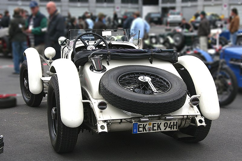 Image:Mercedes-Benz SSKL, Bj. 1931, Heck (2008-06-28) bearb.jpg