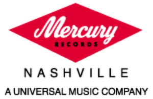 Universal Music Group Nashville - Image: Mercurynashvillelogo