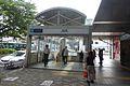 Metro-Komagomestation-entrance-june13-2015.jpg