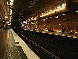 """François Schuiten - """"Arts et Métiers"""" Metro Station in Paris, drawn up by François Schuiten"""