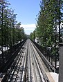 Metro Santiago de Chile Lineas Dos.jpg