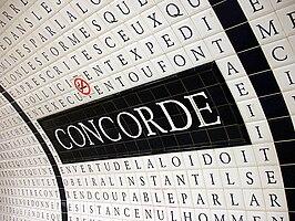 Concorde (Paris Métro)