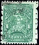 Mexico 1897-1898 1c perf 12x6 Sc269b.jpg