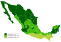 Mexico HDI states2.png