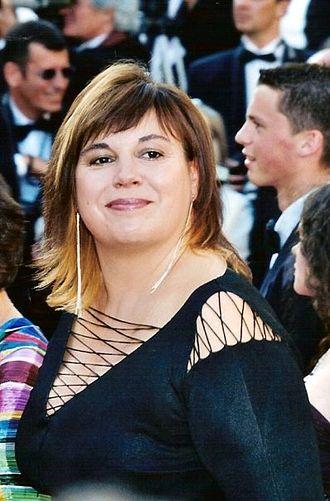 Michèle Bernier - Image: Michèle Bernier Cannes