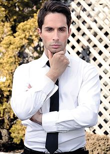 Description de l'image Michael Lucas 2011 portrait.jpg.