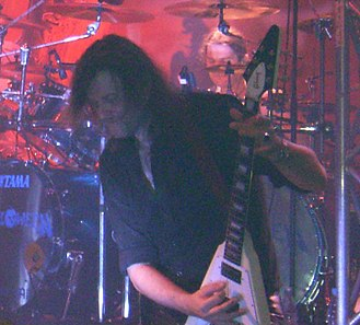 Michael Weikath - Weikath performing in Nürnberg in 2006