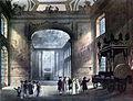 Microcosm of London Plate 097 - Greenwich Hospital, The Painted Hall (tone).jpg