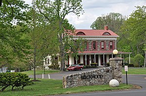 Middletown Township, Bucks County, Pennsylvania - Beechwood Farmhouse