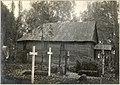 Miensk, Załataja Horka, Kaplica. Менск, Залатая Горка, Капліца (1917).jpg