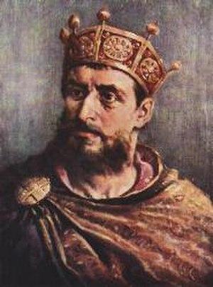 Piast dynasty - Image: Mieszko II