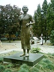 Mihai Eminescu Statue, Montreal