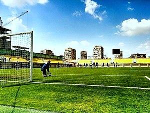 FC Mika - Mika Stadium