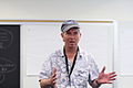 Mike Cline leading outreach workshop at Wikipedia in Higher Education Summit, 2011-07-09.jpg