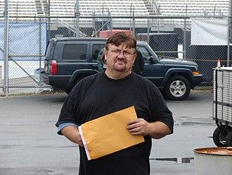 Mike Harmon - Harmon in 2008