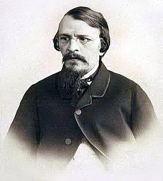 Mikhail Dostoyevsky - Image: Mikhail Dostoyevsky
