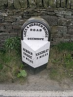 File:Milestone - Hebden Bridge Road - geograph.org.uk - 1271095.jpg