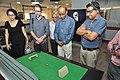 Mind Game - GSM Project Members Visit NDL With NCSM Officers - NCSM - Kolkata 2018-02-22 8017.JPG