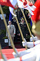 Ministro da Defesa, Celso Amorim, acompanhado do comandante do Exército, general Enzo, em solenidade do Dia do Soldado (7871960884).jpg