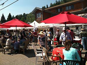 Minturn, Colorado - Minturn Summer Market
