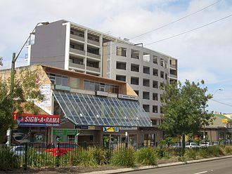 Miranda, New South Wales - The Kingsway