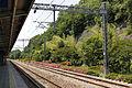 Miryang Station Platform Cliff.jpg