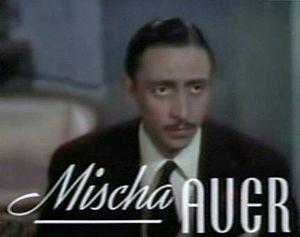 Auer, Mischa (1905-1967)