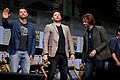 Misha Collins, Jensen Ackles & Jared Padalecki (36082090352).jpg