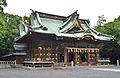 Mishima-taisha haiden-1.JPG