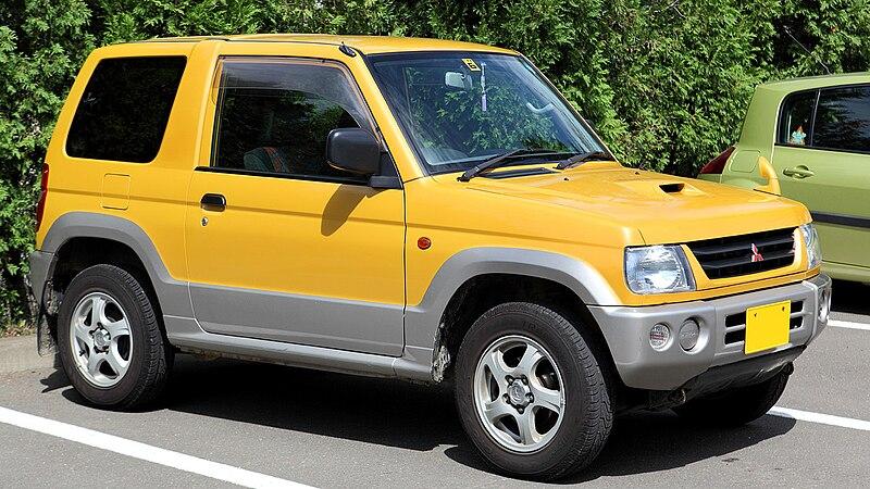 Pajero Mini! - Pajero 4WD Club of Victoria Public Forum