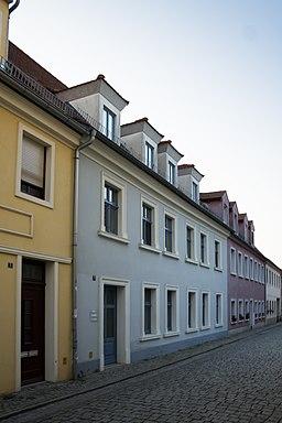 Mittelstraße in Hoyerswerda