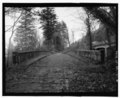 Moffett Creek Bridge, Spanning Moffett Creek at Old Columbia River Highway, Warrendale, Multnomah County, OR HAER ORE,26-WARDA,1-6.tif