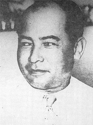 Mohammad Husni Thamrin - Portrait of Mohammad Husni Thamrin