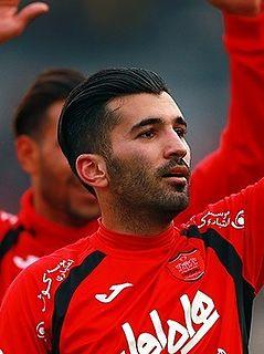 Mohsen Mosalman Iranian football player