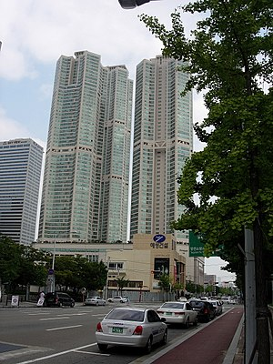 Hyperion Tower - Image: Mok dong Hyperion 1