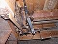 Molen Kilsdonkse molen, Dinther, koppelmechanisme voor korenmolen.jpg