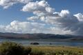Mono Lake, a large, shallow saline soda lake in Mono County, California LCCN2013632916.tif