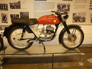 Montesa Honda - The most famous model in its homeland: the Impala (1962-70)