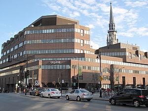 Quiet Revolution - Université du Québec à Montréal