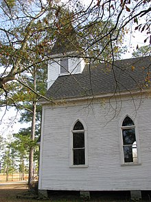 Historic Montrose Presbyterian Church.
