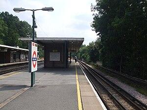 Moor Park tube station