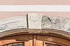 Moosburg Windischbach 1 Schloss Wurmhof Portal Schlussstein 02102018 4850.jpg