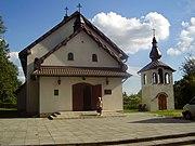 Cerkiew w Morągu, ul.Dąbrowskiego