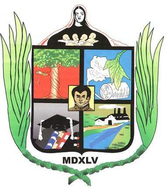 El Tocuyo - Image: Moran(Lara Venezuela)Municipio ESCUDO
