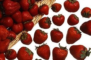 More strawberries