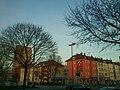Morgenstimmung in der Nordstadt, Bornstr.-Heiligegartenstr. 23.12.13 - panoramio.jpg